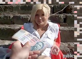 public sex for money teen